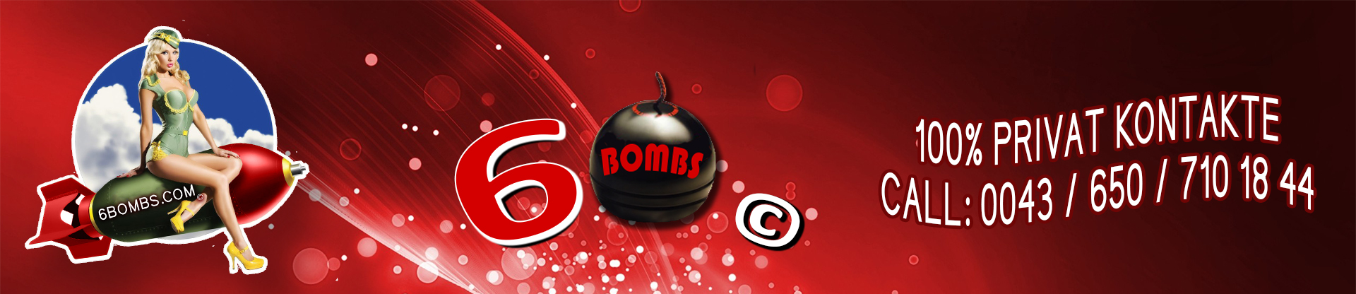 6BOMBS WALLPAPER ESCORT WIEN